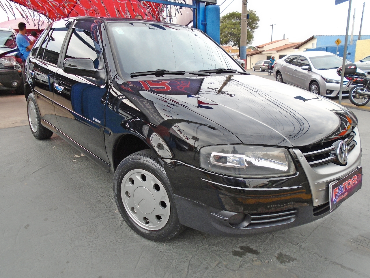 GOL1.0 MI 8V FLEX 4P MANUAL G.IV
