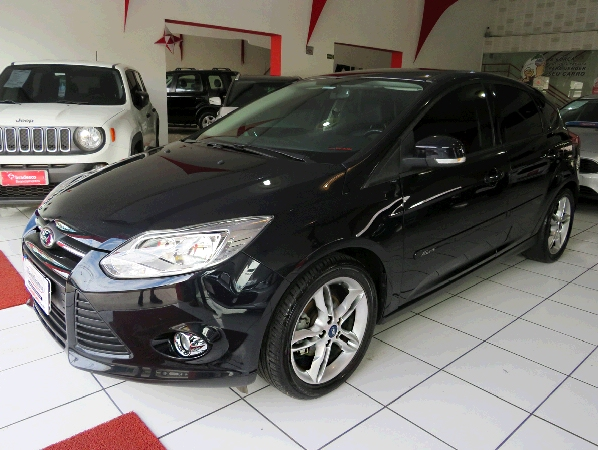 FOCUS2.0 SE 16V FLEX 4P POWERSHIFT