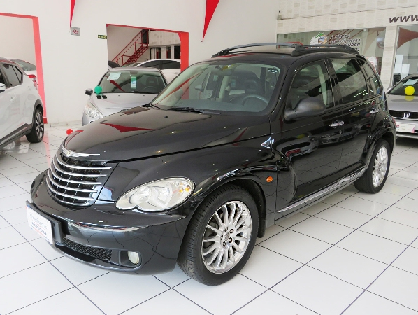 PT CRUISER2.4 LIMITED EDITION 16V GASOLINA 4P AUTOMATIC