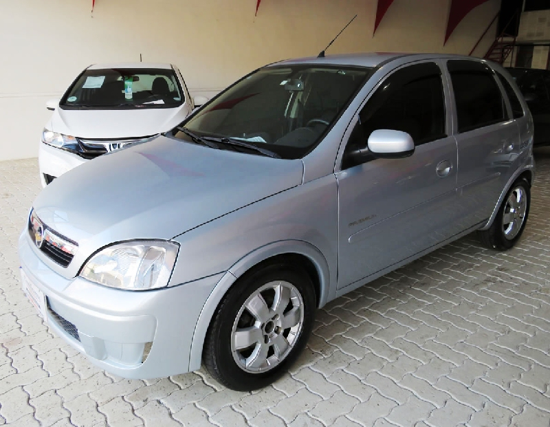 CORSA1.4 MPFI PREMIUM 8V FLEX 4P MANUAL