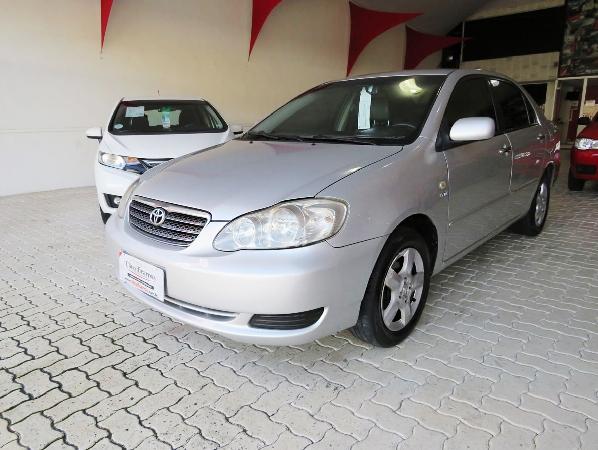 Corolla1.8 XEI 16V FLEX 4P MANUAL