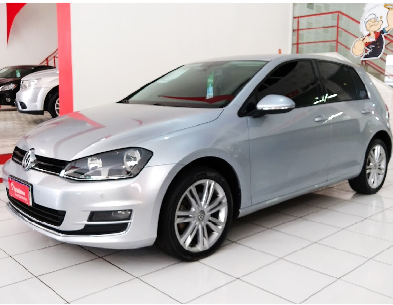 Golf1.4 TSI HIGHLINE 16V GASOLINA 4P AUTOMATICO