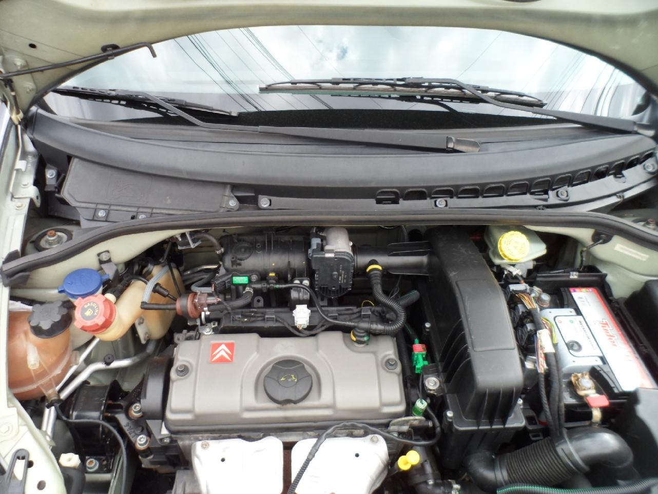 Citroen C3 1.4 I GLX 8V FLEX 4P MANUAL
