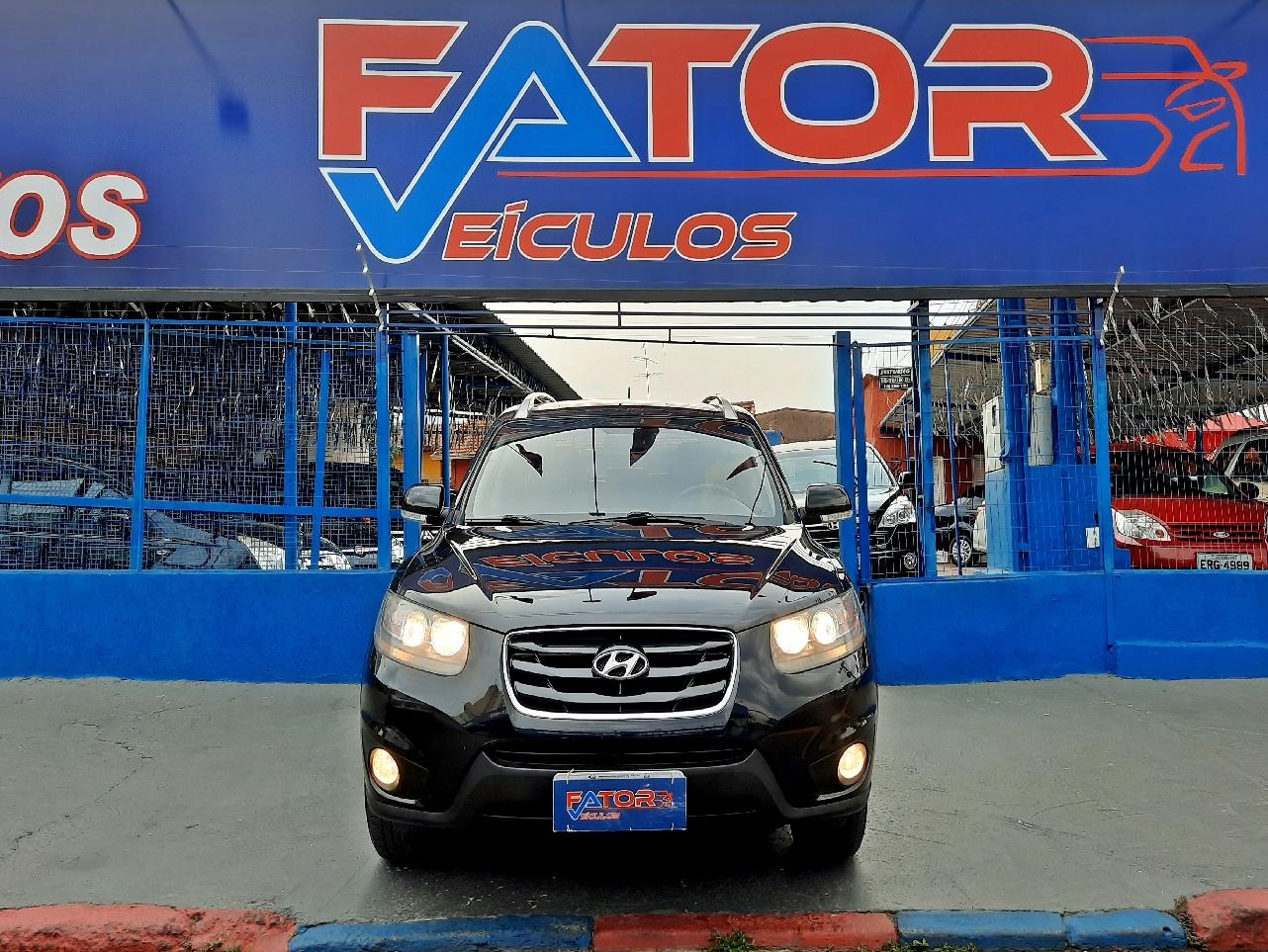SANTA FE3.5 MPFI GLS V6 24V 285CV GASOLINA 4P AUTOMAT