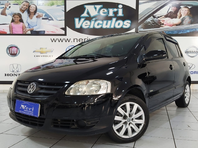 Volkswagen Fox 1.0 8v Plus  Totalflex