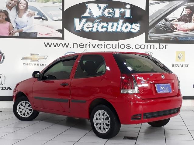 Fiat Palio Fire 1.0 8v Flex