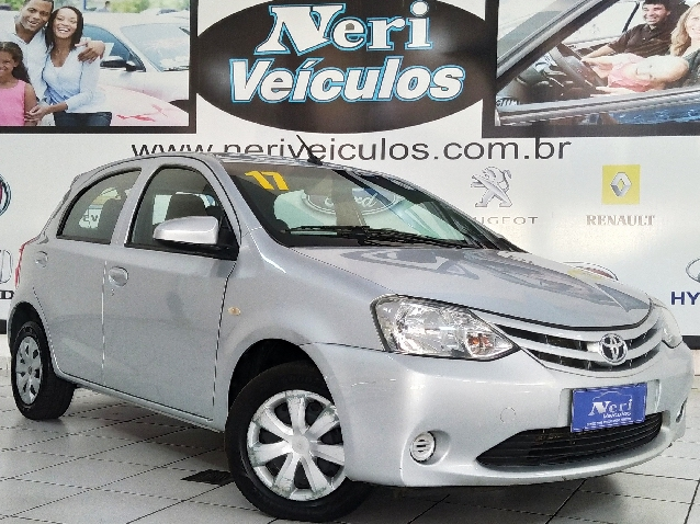 Toyota Etios Hb 1.3 X