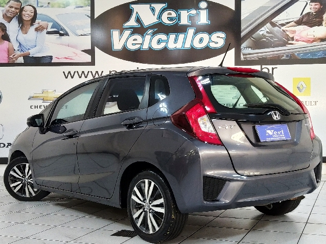 Honda Fit Ex-cvt 1.5 16v