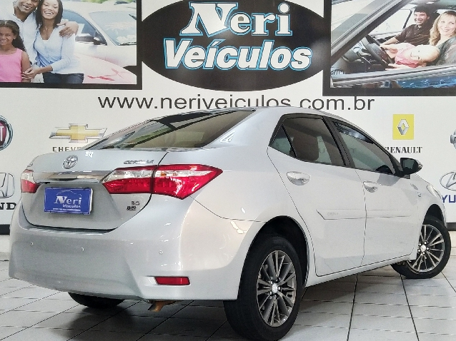 Toyota Corolla 2.0 Xei 16v Flex 4p Automatico