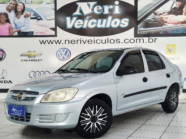 Chevrolet Prisma Joy 1.4 8v Econo.flex