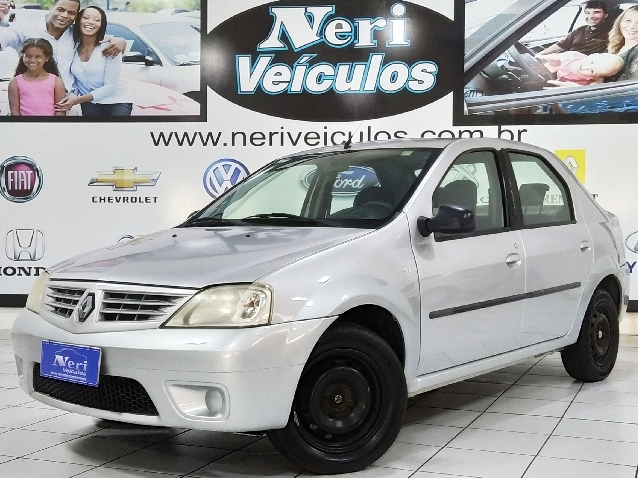 Renault Logan 1.0 12v Sce Flex Expression 4p Manual