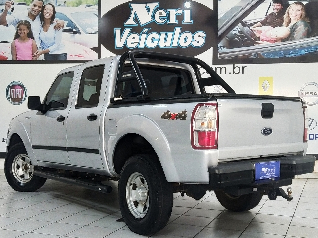 Ford Ranger 3.0 Xl 16v 4x4 Cd Diesel 4p Manual