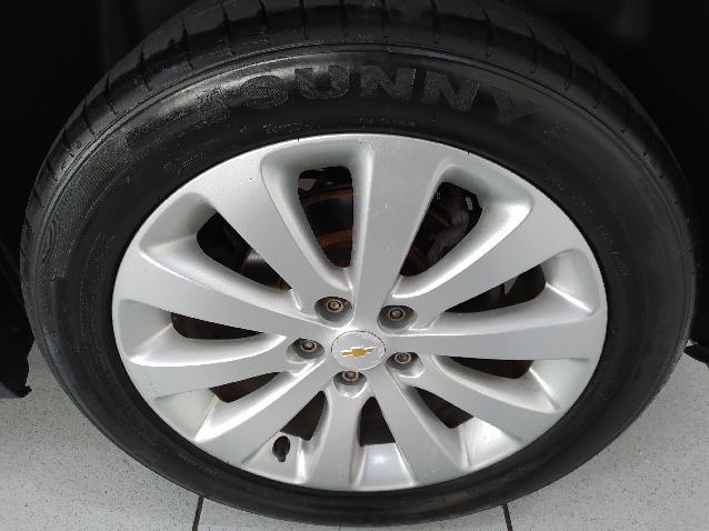 Chevrolet Cruze 1.8 Ltz 16v Flex 4p Automatico