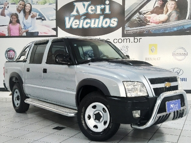 Chevrolet S-10 Advantage 4x2 2.4 8v