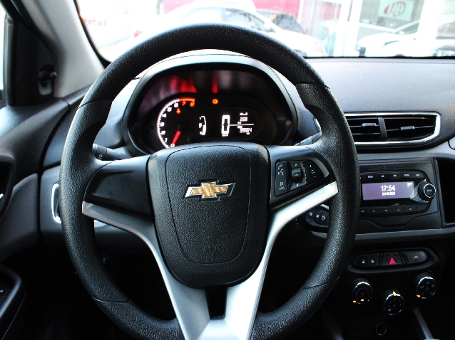 Chevrolet ONIX 1.0 MPFI LT 8V FLEX 4P MANUAL