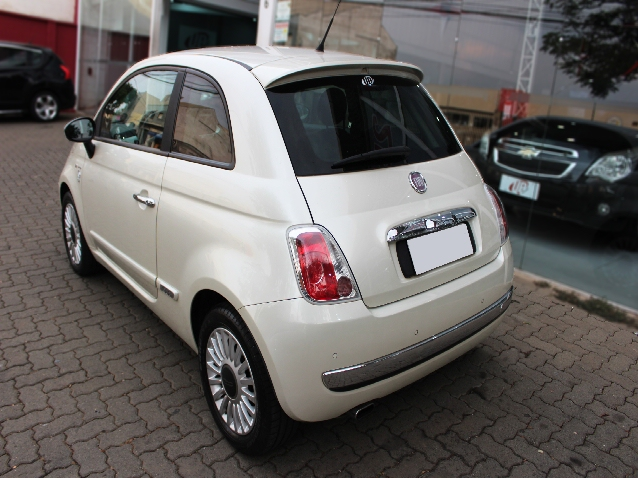 FIAT 500 1.4 SPORT 16V GASOLINA 2P AUTOMATIZADO
