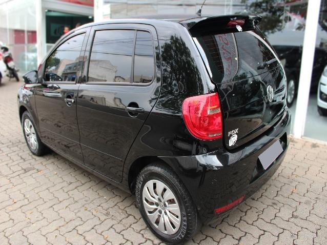 Volkswagen FOX 1.0 MPI BLUEMOTION 12V FLEX 4P MANUAL