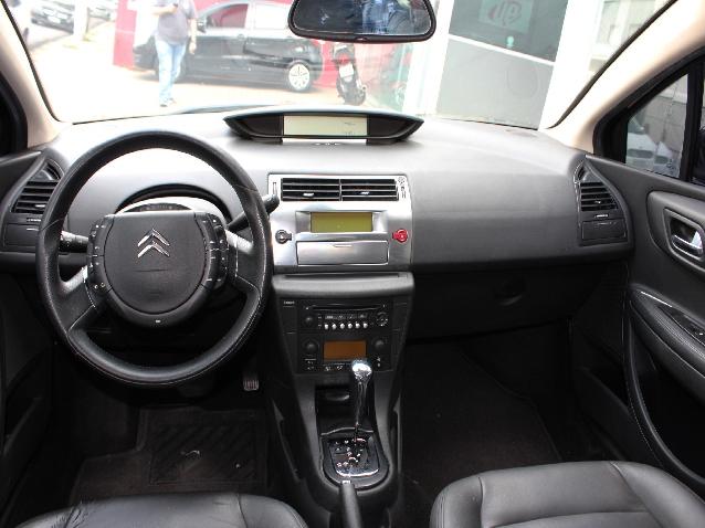 Citroen C4 PALLAS EXCLUSIVE 2.0 16V FLEX  AUT.