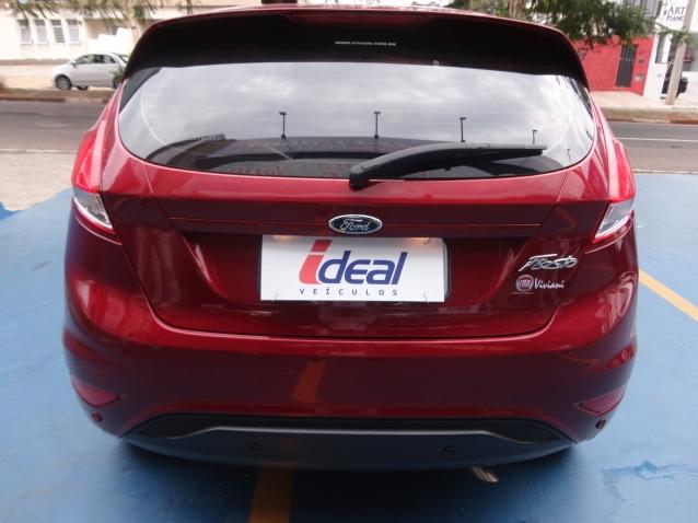 Ford Fiesta 1.6 Sel Hatch 16v Flex 4p Powershift