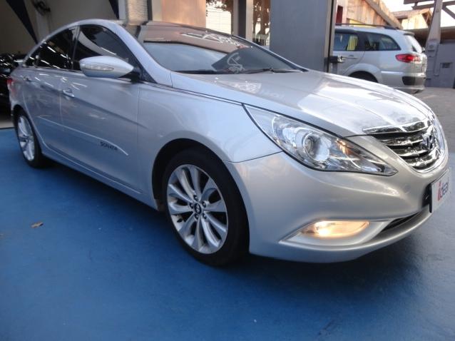 Hyundai Sonata 2.4 Mpfi V4 16v 182cv Gasolina 4p Automatico