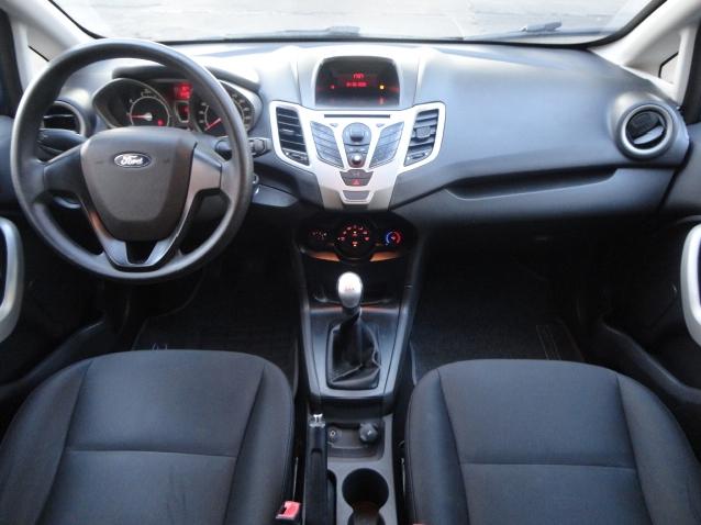 Ford New Fiesta Sedan Se 1.6 16v Flex
