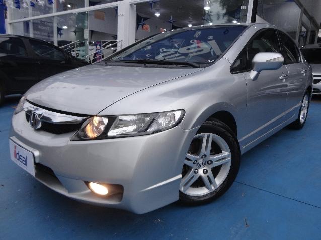 Honda Civic 1.8 Exs 16v Flex 4p Automatico