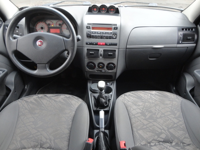 Fiat Palio Weekend Adventure Lock D  Evol 1.8 8v