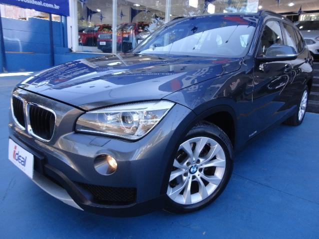 Bmw X1 2.0 16v Gasolina Sdrive18i Top 4p Automatico