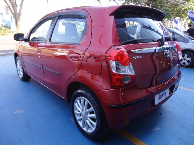 Toyota Etios Hatch Xls 1.5 16v Flex