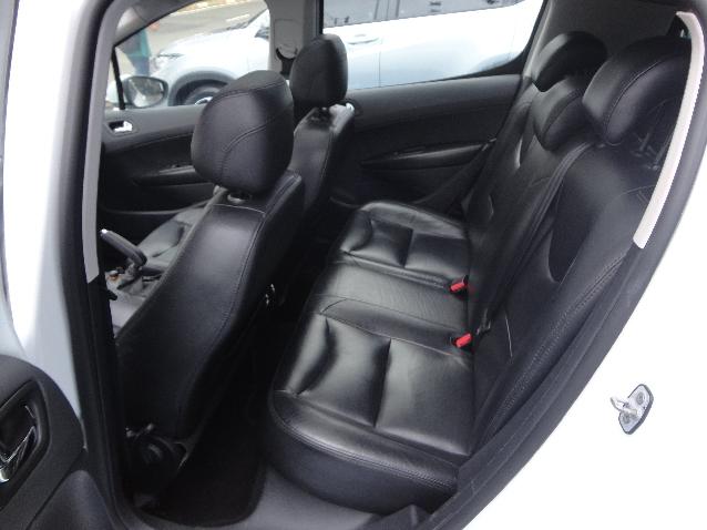 Peugeot 308 2.0 Allure 16v Flex 4p Automatico