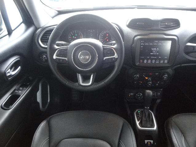 Jeep Renegade 2.0 16v Turbo Diesel Longitude 4p 4x4 Automat