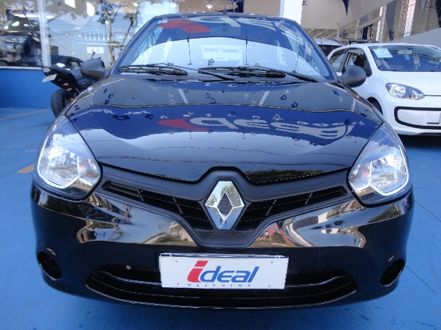 Renault Clio Hatch Authentique 1.0 16v Hi-flex