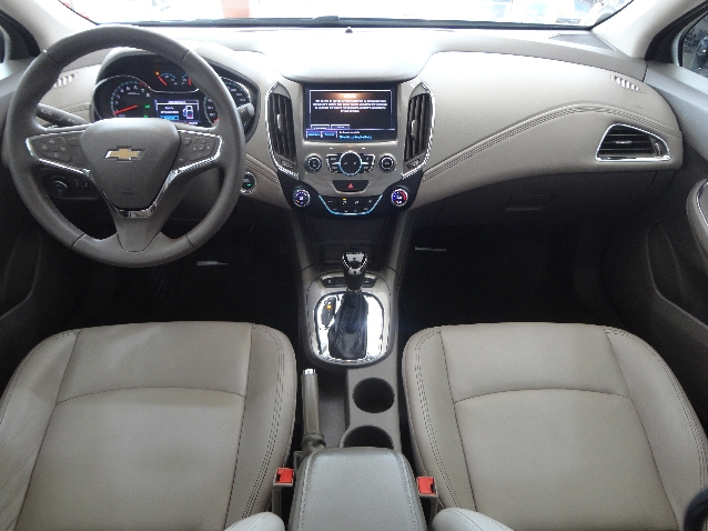 Chevrolet Cruze Sport6 1.4 Turbo Sport6 Ltz 16v Flex 4p Automatico