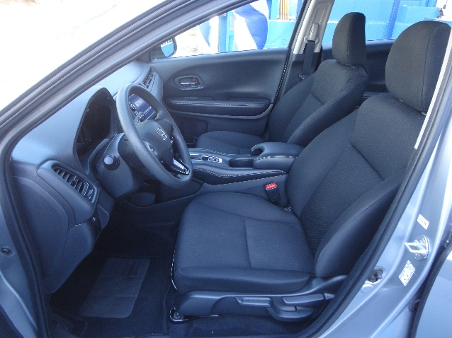 Honda Hr-v 1.8 16v Flex Lx 4p Automatico