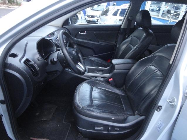 Kia Sportage 2.0 Ex 4x2 16v Gasolina 4p Automatico