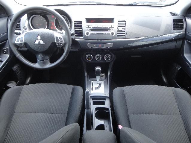 Mitsubishi Lancer 2.0 16v Gasolina 4p Automatico