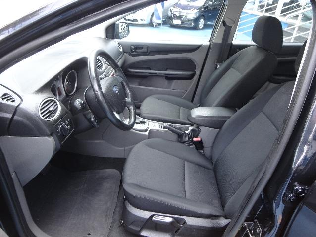Ford Focus 2.0 16v Flex 4p Automatico
