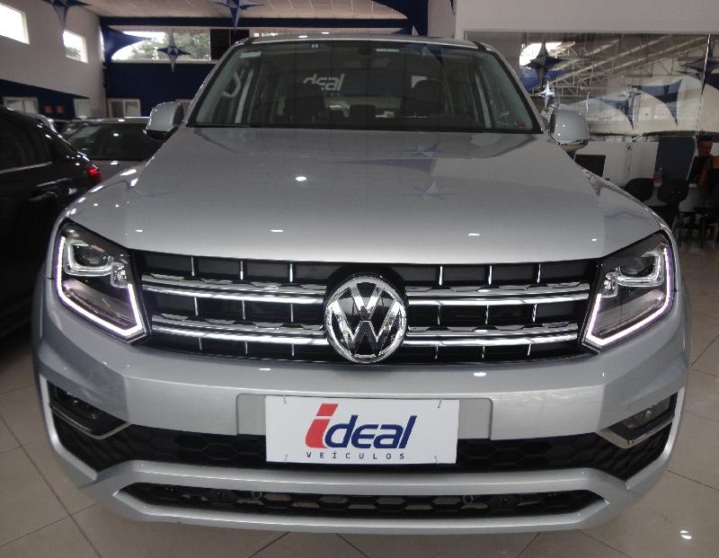 Volkswagen Amarok 2.0 Highline 4x4 Cd 16v Turbo Intercooler Die
