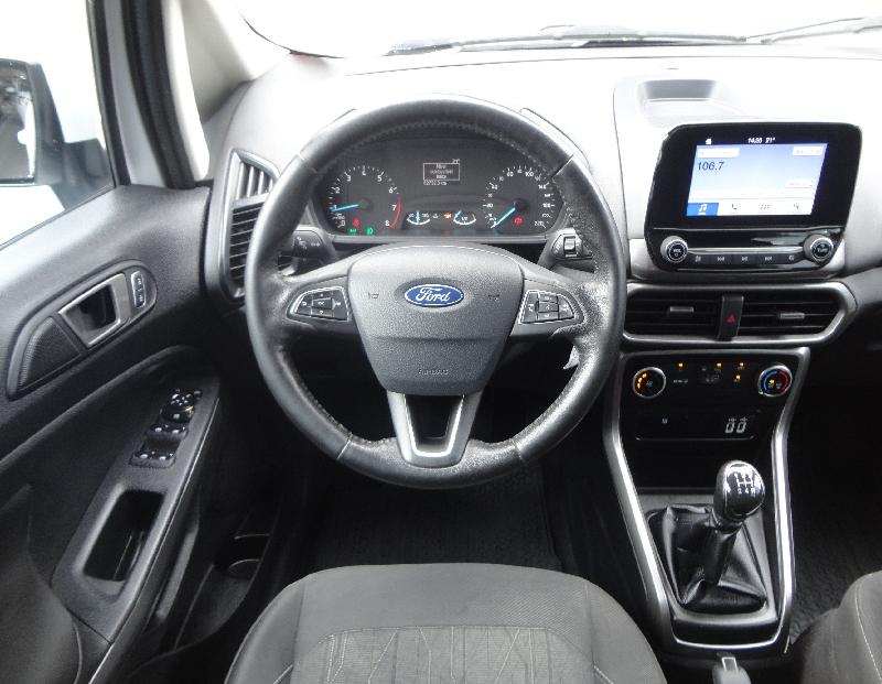 Ford Ecosport 1.5 Ti-vct Flex Se Manual