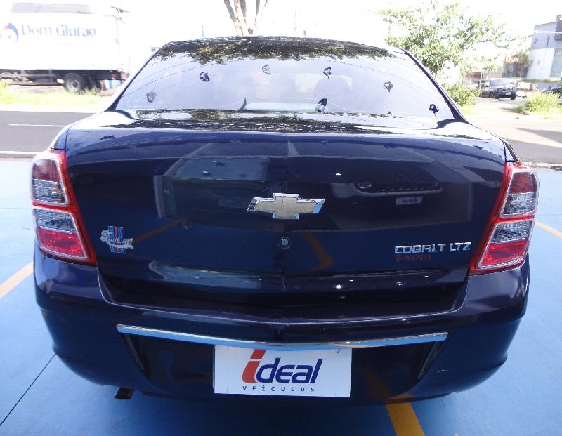 Chevrolet Cobalt 1.4 Sfi Ltz 8v Flex 4p Manual