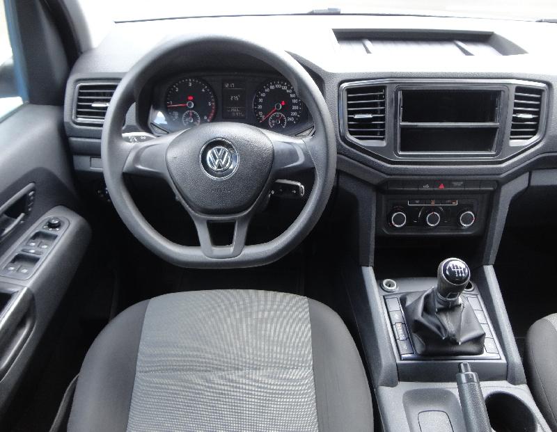 Volkswagen Amarok 2.0 S 4x4 Cd 16v Turbo Intercooler Diesel 4p