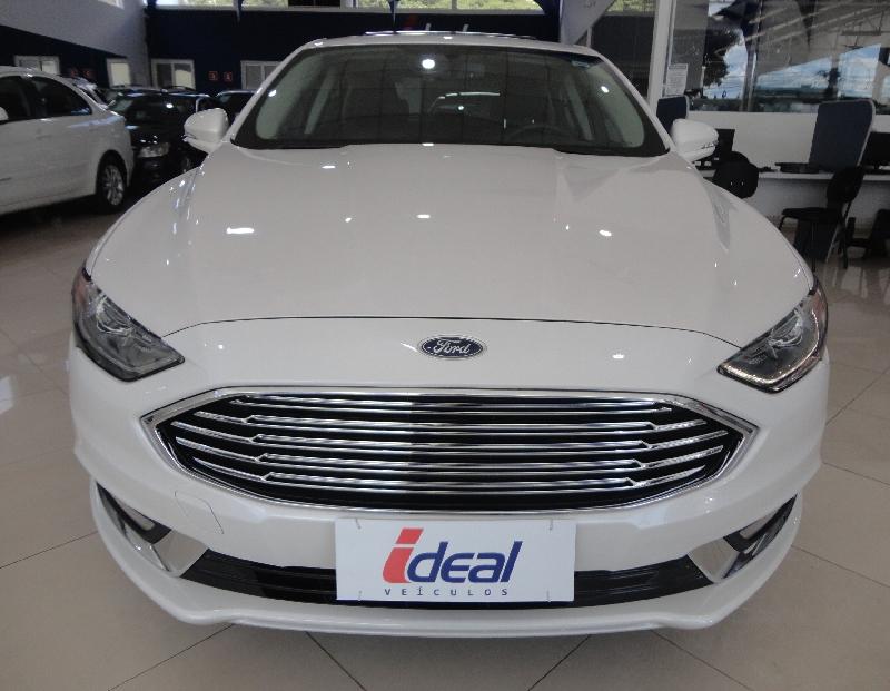 Ford Fusion 2.0 Sel 16v Gasolina 4p Automatico