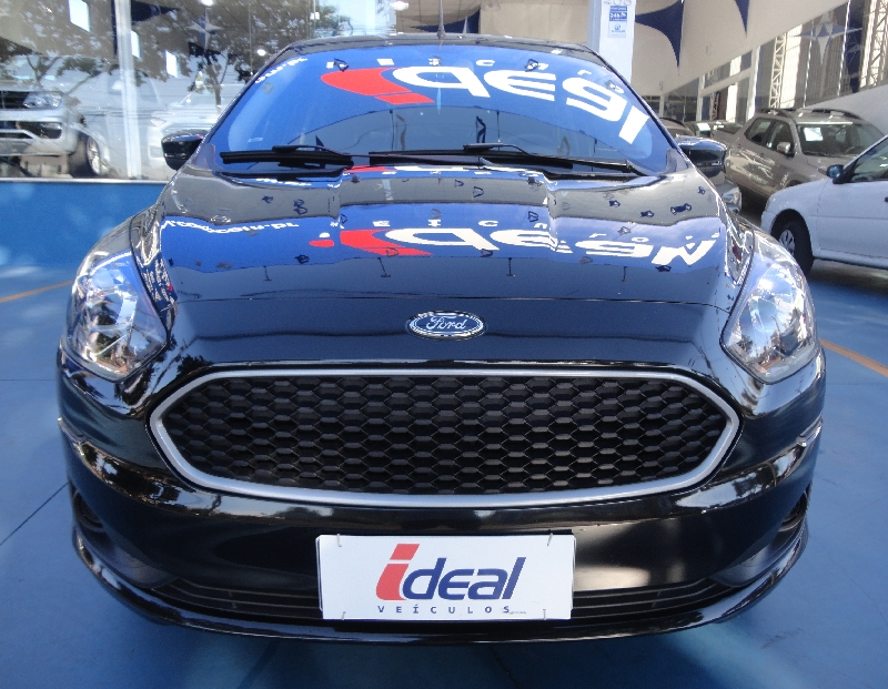 Ford Ka 1.0 Tivct Flex Se Plus Manual