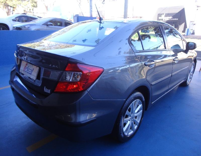 Honda Civic 1.8 Lxl 16v Flex 4p Automatico