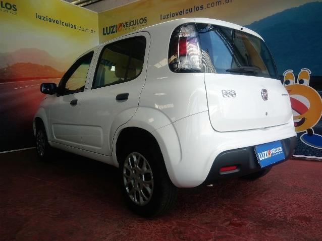 FIAT UNO 1.0 EVO ATTRACTIVE 8V FLEX 4P MANUAL